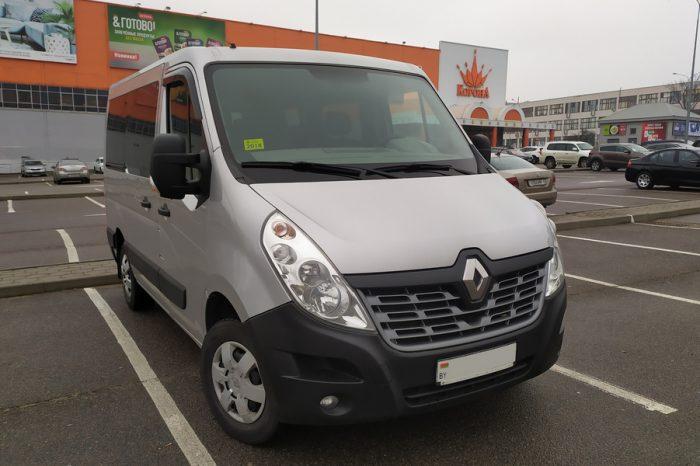 Renault Master (8 мест)
